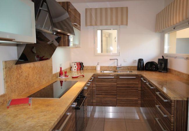 Apartment in Mandelieu-la-Napoule - HSUD0422