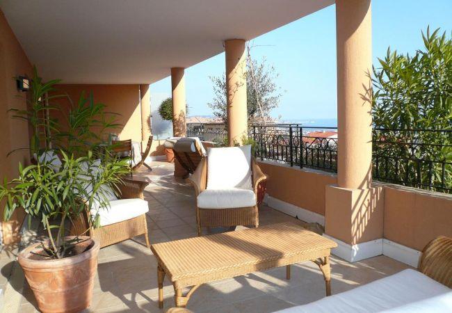 Apartment in Mandelieu-la-Napoule - HSUD0429