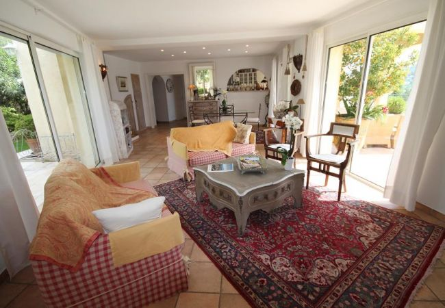 Villa in Cannes - HSUD0058