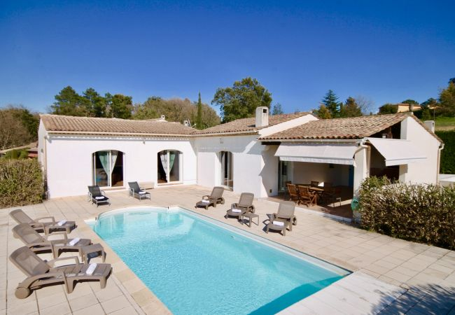 Villa in Tanneron - HSUD0829