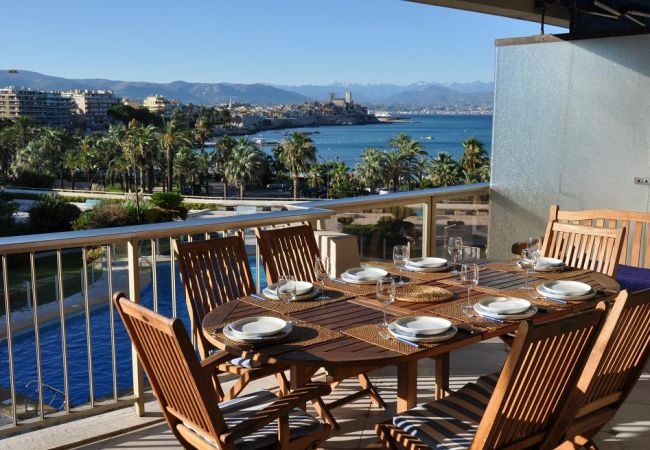 Apartment in Antibes - HSUD0100