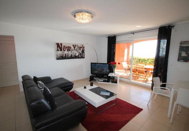 Apartment in Mandelieu-la-Napoule - HSUD0684