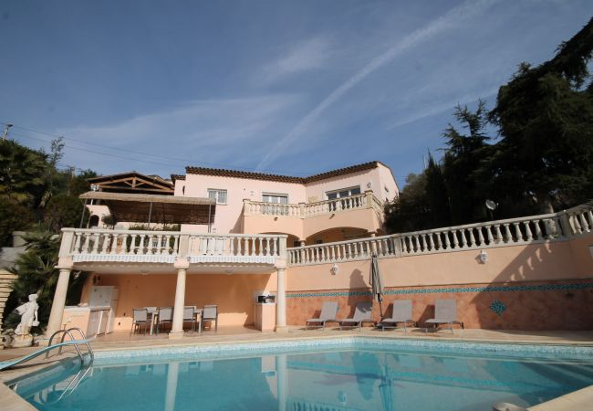 Villa in Mandelieu-la-Napoule - HSUD0034