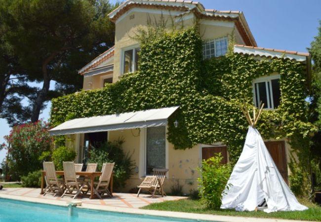 Villa in Nice - HSUD0198