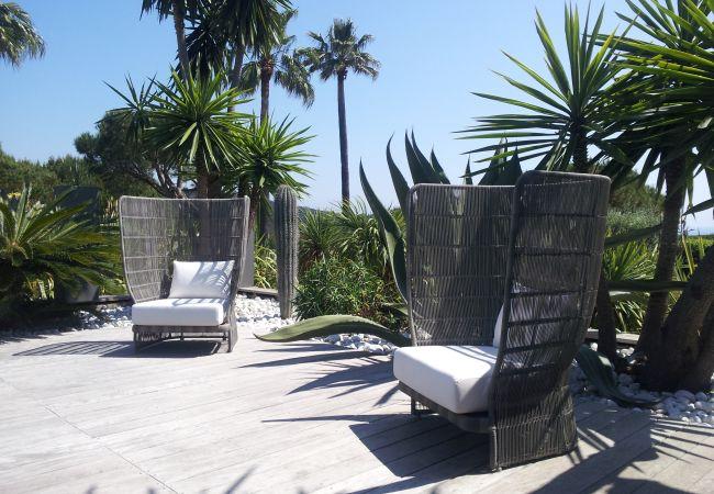 Villa in Saint-Tropez - HSUD0214