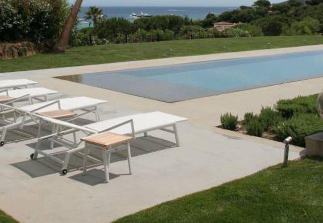 Villa in Saint-Tropez - HSUD0218