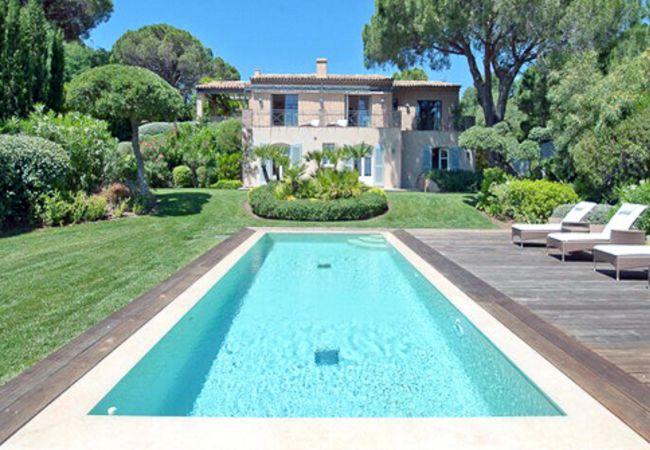 Villa in Saint-Tropez - HSUD0234