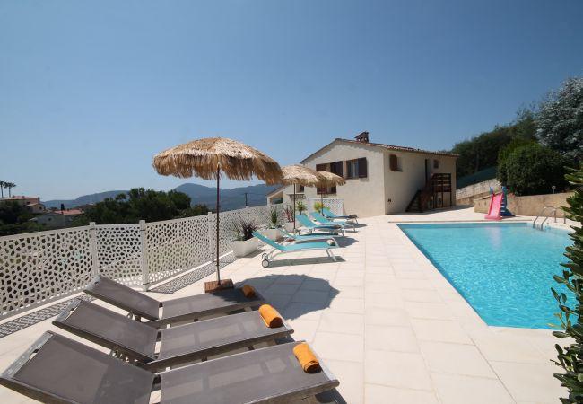 Villa in Mandelieu-la-Napoule - HSUD0049