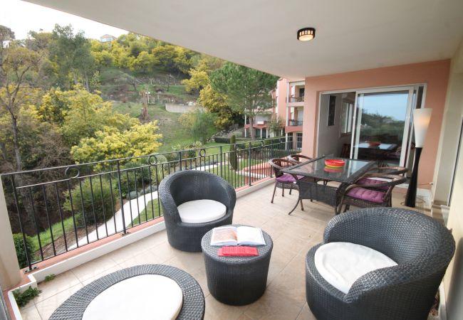 Apartment in Mandelieu-la-Napoule - HSUD0195