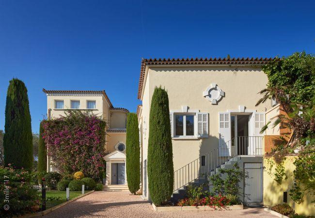Villa in Cannes - HSUD0033