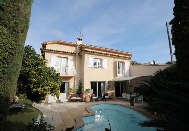Villa in Antibes - HSUD0044