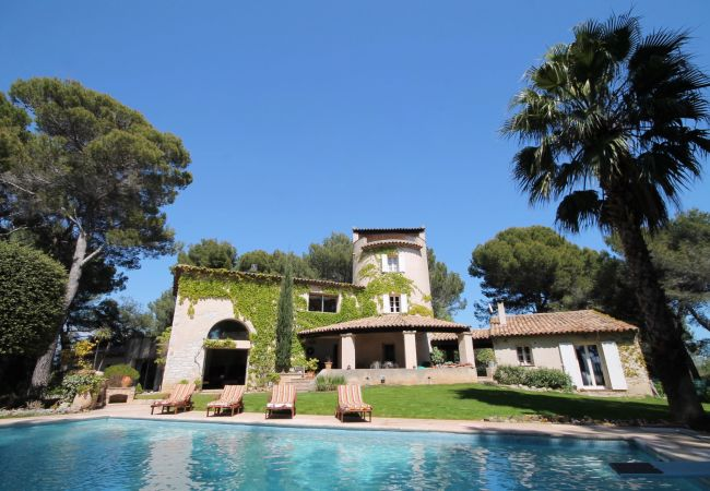 Villa in Mougins - HSUD0071