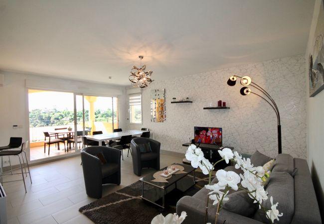 Apartment in Mandelieu-la-Napoule - HSUD0131