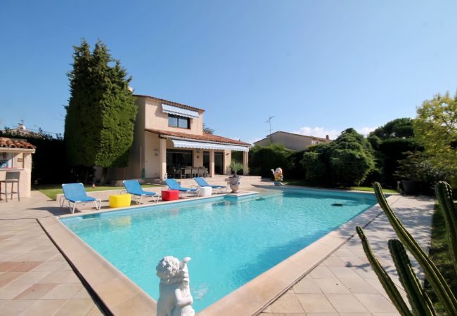 Villa in Antibes - HSUD0040