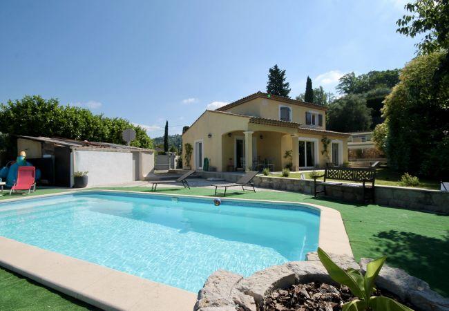 Villa in Grasse - HSUD0140